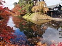 紅葉の弘前公園*2016.11.02 - 津軽ジェンヌのcafe日記