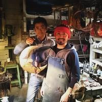 フィレンツェからのお客様 - Studio fu-mine Copper Works