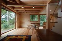通勤圏内で別荘感覚で住める家 - 富士ひのきでつくる木の家、OMソーラーハウス。空間工房LOHAS(ロハス)のブログ