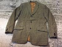 Harris Tweed!!(大阪アメ村店) - magnets vintage clothing コダワリがある大人の為に。