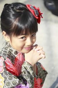 """七五三(2)〜こんな顔もできる〜 - very very strong ~ """"sakura"""" & """"ryuki"""" ~"""