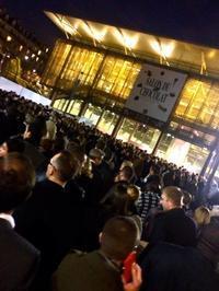 サロン・デュ・ショコラ2016 前夜祭! - keiko's paris journal <パリ通信 - KLS>