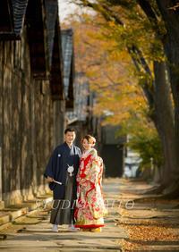 秋晴れの山居倉庫にて - スタジオサイトーな日々