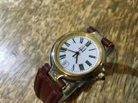 DUNHILL ダンヒル ミレニアム レディース オーバーホール - トライフル・西荻窪・時計修理とアンティーク時計の店