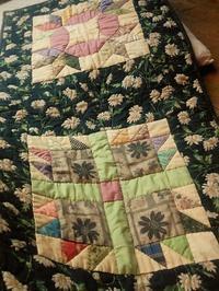 マーガレット畑 - eri-quilt日記2