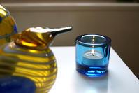 iittala Kivi 60mm -Turquoise blue - buckの気ままなblog。