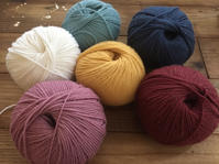11月6日(日)のモチーフ - Crochet with Ricky