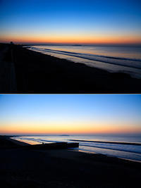 2016/11/08(TUE) Sunrise Morning. - SURF RESEARCH