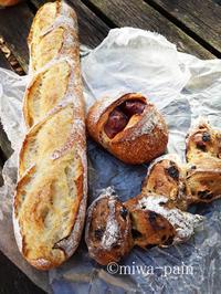 代々木満喫デー(TARUIパンとともに) - パンある日記(仮)@この世にパンがある限り。