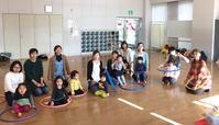 11月9日 親子リトミック例会開催しました - 子育てサークル たんぽぽの会