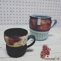 2016秋の陶器市始まりました。 - concept-if~黄昏色の器たち~