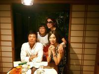 花千代さんと神楽坂の隠れ家レストラン「メゾンドツユキ MAISON DE TSUYUKI」へ - 八巻多鶴子が贈る 華麗なるジュエリー・デイズ