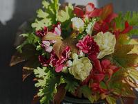 秋色でアレンジメント -  tazun