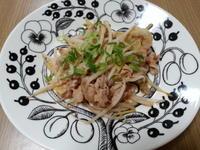 ニッチェ江上さんの生姜をふんだんに使った豚もやしレシピ - 新米主婦だより。