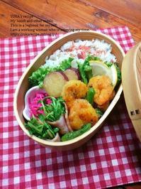 11.11 【レシピ付】海老とししとうのスパイシー炒めdeお弁当 - YUKA'sレシピ♪