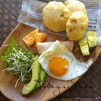 今日のワンプレートブランチ - 料理研究家ブログ行長万里  日本全国 美味しい話