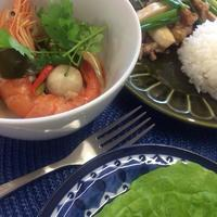 四倉公民館、後期市民講座「家族でたべられるタイ料理」始まりました - いわきのちいさなタイ料理教室 herbs.