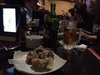 月島「笑笑 月島駅前店」★★★☆☆ - 紀文の居酒屋日記「明日はもう呑まん!」