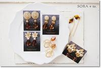 SORA+to.さんのアクセサリーのご紹介* - Ange(アンジュ) - 小林市の雑貨屋 -