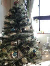 クリスマスツリー☆今年のテーマカラーはこの色に決定~! - *peppy days*