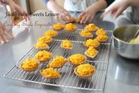 自家製酵母お菓子レッスン募集はじまりました。 - 自家製天然酵母パン教室Espoir3n(エスポワールサンエヌ)料理教室 お菓子教室 さいたま