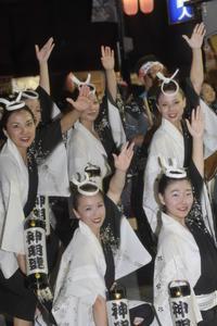 """阿波踊り Nikonで撮る (2) - """"阿波踊り"""" Awaodori_awa_danching-team's photo"""
