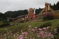 室谷棚田祭り と ハンドメイドアクセサリー - ファインダーから