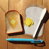 食パンレター - シロリス