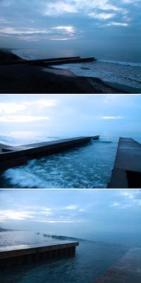 2016/11/15(TUE) 朝霞が出る海辺では...........。 - SURF RESEARCH