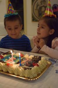 ビンビ、5歳の誕生日 - ボローニャとシチリアのあいだで2