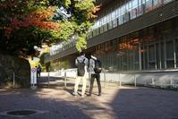 秋のキャンパス - aco* mode