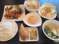 菜香おすすめランチ:菜香(黒石市) - 津軽ジェンヌのcafe日記