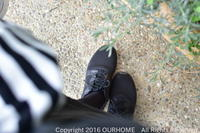 ■黒いスニーカーを新調しました!@1足買ったら、1足処分。■ - OURHOME