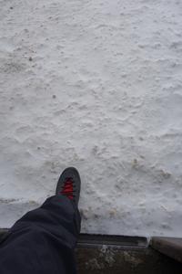 登山2回目の雑魚が燕岳へ 2日目 その9 - 「趣味はウォーキングでは無い」