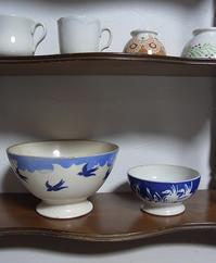 青い鳥〜大小 - 瑠璃色古雑貨店