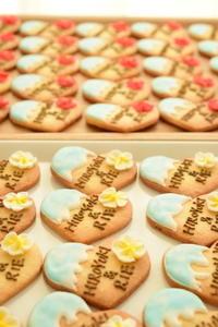 結婚パーティープチギフト作成♡~ギフト作成は自分へのギフト~ - プチギフト・贈り物のお菓子教室と記念日ケーキ atelier結心(アトリエゆっこ)