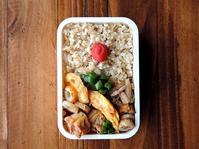 11/18(金)揚げ焼売弁当 - おひとりさまの食卓plus