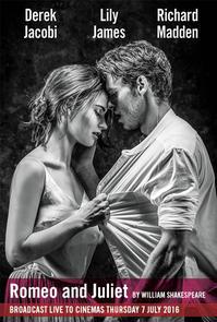 「ブラナー・シアター・ライブ2016/ロミオとジュリエット」 - ヨーロッパ映画を観よう!