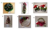 きらくえんクリスマス講習会 - Rico 花の教室