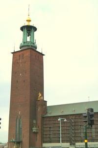 スウェーデン - ストックホルムその 7 - 天使と一緒に幸せごはん