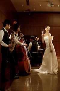 披露宴で使われる音楽について - museum of modern happiness west53rd日本閣
