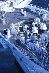 セイルドリル 海王丸 - 一瞬をみつめて