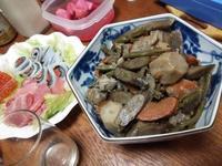 母のがめ煮 - よく飲むオバチャン☆本日のメニュー