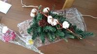 ChristmasアレンジパートⅡ - 浅間山眺めてほのぼのlife~花だより♪