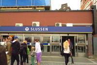 スウェーデン - ストックホルムその 9 - 天使と一緒に幸せごはん