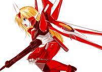 赤の救世主 - Wing of Red