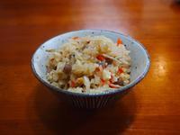 麺つゆで簡単かやくご飯 - sobu 2