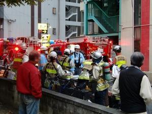 火事・関空・御堂筋 - ほのほの堺消7175日記