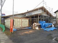 MODEL HOUSE 4号店⑦(大工工事、塗装工事、外壁工事、塗装工事) - ㈱栃毛木材工業