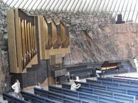 岩の教会 テンペリアウキオ教会 - CITRON・・・あれこれ日記